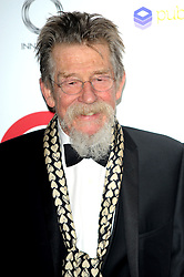 John Hurt attends The London Critics' Circle Film Awards at The MayFair Hotel, London, United Kingdom. Sunday, 2nd February 2014. Picture by Chris Joseph / i-Images