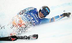 29.12.2013, Hochstein, Lienz, AUT, FIS Weltcup Ski Alpin, Damen, Slalom 1. Durchgang, im Bild Mona Loeseth (NOR) // Mona Loeseth of (NOR) during ladies Slalom 1st run of FIS Ski Alpine Worldcup at Hochstein in Lienz, Austria on 2013/12/29. EXPA Pictures © 2013, PhotoCredit: EXPA/ Oskar Höher