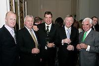 HMV FE Dinner 2006 in honour of Alan Shearer, The Grosvenor Hotel, London.18th April, 2006.