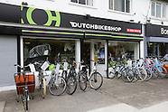 Dutch Bike Shop Opening