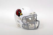 A view of an Arizona Cardinals helmet on Thursday, November 2, 2017. (Kirby Lee via AP)