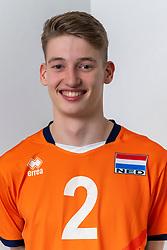21-12-2018 NED: Photoshoot selection of Orange Young Boys, Arnhem <br /> Orange Young Boys 2018 - 2019 / Kyran Versteegen #2