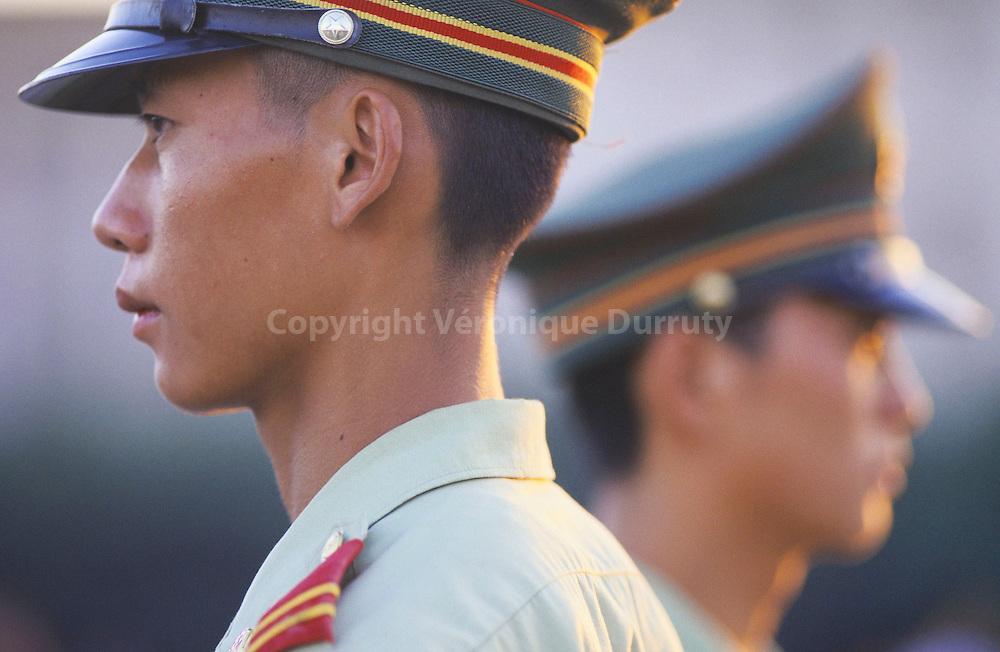 PLACE TIAN AN MEN, BEIJING, CHINE