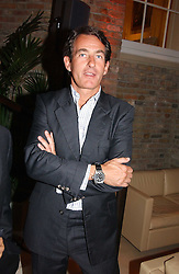 TIM JEFFERIES at a party to celebrate 100 years of Chinese Cinema hosted by Shangri-la Hotels and Tartan Films at Asprey, New Bond Street, London on 25th April 2006.<br />