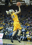 December 20, 2011: Iowa Hawkeyes guard Jaime Printy (24) puts up a shot during the NCAA women's basketball game between the Drake Bulldogs and the Iowa Hawkeyes at Carver-Hawkeye Arena in Iowa City, Iowa on Tuesday, December 20, 2011. Iowa defeated Drake 71-46.