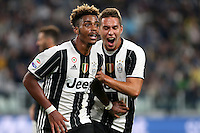 Torino, 21.09.2016 - Serie A 5a giornata - Juventus-Cagliari - Nella foto: Mario Lemina - Juventus