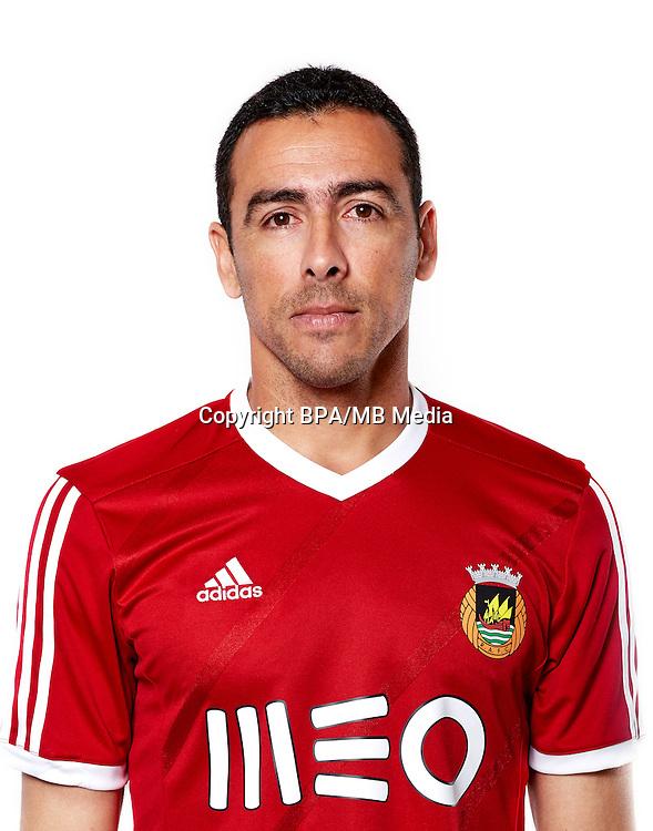 Portugal - Primera Liga NOS 2016-2017 /  <br /> ( Rio Ave FC ) - <br /> Cassio Albuquerque dos Anjos &quot; Cassio &quot;