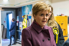 SNP unveil Green Energy Deal , Edinburgh, 13 November 2019