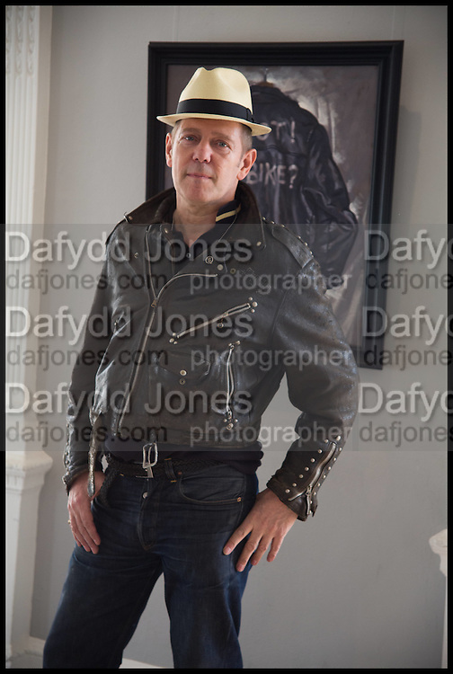 PAUL SIMONON, Paul Simonon- Wot no Bike, ICA Nash and Brandon Rooms, London. 20 January 2015