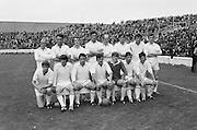 All Ireland Football Semi-Final. Galway v Down. Croke Park, Dublin. 8th August 1971. 08.08.1971