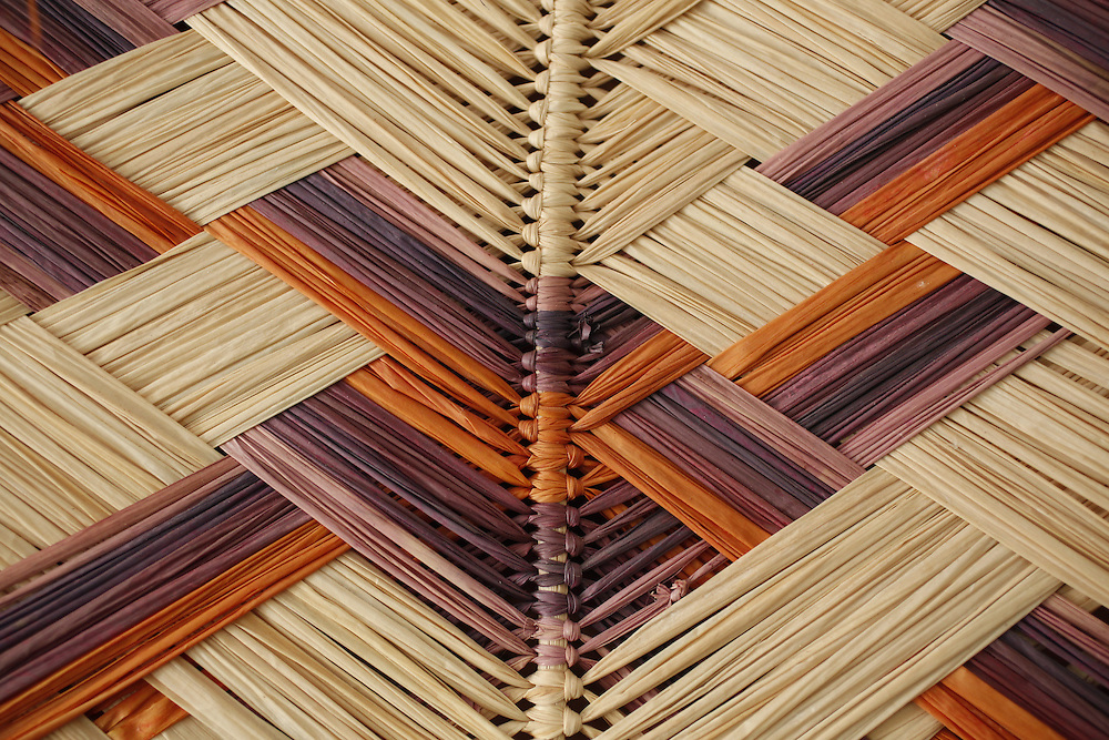 Barreirinhas_MA, Brasil.<br /> <br /> Processo de fabricao de artesanato de buriti no povoado de Marcelino. Na foto, detalhes de produtos prontos.<br /> <br /> The manufacture of handicrafts process in the Buriti Marcelino Village. In this photo the product.<br /> <br /> Foto: LEO DRUMOND / NITRO