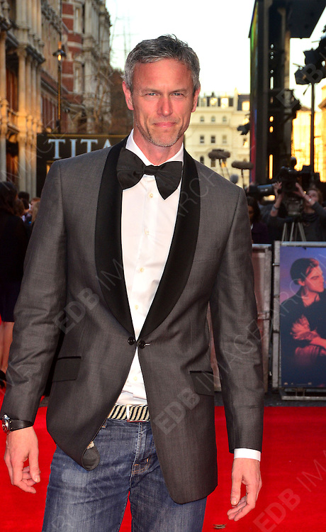 27.MARCH.2012. LONDON<br /> <br /> MARK FOSTER AT THE TITANIC 3D PREMIERE HELD AT THE ROYAL ALBERT HALL IN KENSINGTON, LONDON<br /> <br /> BYLINE: EDBIMAGEARCHIVE.COM/JOE ALVAREZ<br /> <br /> *THIS IMAGE IS STRICTLY FOR UK NEWSPAPERS AND MAGAZINES ONLY*<br /> *FOR WORLD WIDE SALES AND WEB USE PLEASE CONTACT EDBIMAGEARCHIVE - 0208 954 5968*