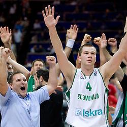 20090918: Basketball - Eurobasket 2009, Quaterfinals, Katowice, Poland