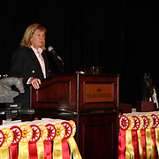 Karen O'Connor at the 2007 USEA Convention and awards dinner in Colorado Springs, CO, USA
