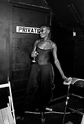 Grace Jones – Heaven Nightclub –  London 1985