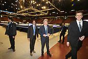 DESCRIZIONE : Milano Mediolanum Forum di Assago Commissione FIBA in visita per assegnazione dei Mondiali 2014<br /> GIOCATORE : Markus Studar Predrag Bogosavljev<br /> SQUADRA : Fiba Fip<br /> EVENTO : Visita per assegnazione dei Mondiali 2014<br /> GARA :<br /> DATA : 31/03/2009<br /> CATEGORIA : Ritratto<br /> SPORT : Pallacanestro<br /> AUTORE : Agenzia Ciamillo-Castoria/G.Ciamillo