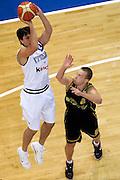 Campionato Maschile Europeo 2005 Ucraina-Italia<br /> marco mordente