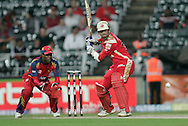 Royal player Rahul Dravid  during match 18 of the Airtel CLT20 held between the Lions and Royal Challengers Bangalore at The Wanderers Stadium in Johannesburg on the 19 September 2010..Photo by: Abbey Sebetha/SPORTZPICS/CLT20