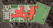 Bond community meeting to update construction plan at Northside High School, April 12, 2017.