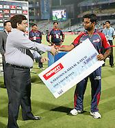 IPL S4 Match 30 Delhi Daredevils v Royal Challengers Bangalore
