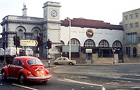 York Road Railway Station, Belfast, N Ireland, UK, May, 1972, 197205000274<br />