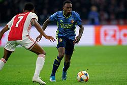 27-10-2019 NED: Ajax - Feyenoord, Amsterdam<br /> Eredivisie Round 11, Ajax win 4-0 / Ridgeciano Haps #5 of Feyenoord