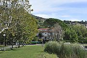 Varese,  ITALY. 2012 FISA European Championships, Lake Varese Regatta Course. <br /> <br /> General Views of the Australian Institute of Sport European Training Centre. Gavirate <br /> <br /> 10:52:01  Thursday  13/09/2012 <br /> <br /> <br /> <br /> <br /> [Mandatory Credit Peter Spurrier:  Intersport Images]  <br /> <br /> 2012 European Rowing Championships <br /> <br /> Rowing, European,  2012 010575.jpg