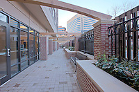 The Portico Courtyard Image by Jeffrey Sauers of Commercial Photographics