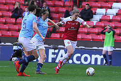 February 23, 2019 - Sheffield, England, United Kingdom - Vivianne Miedema of Arsenal..during the FA Women's Continental League Cup Final football match between Arsenal Women and Manchester City Women at Bramall Lane on February 23, 2019 in Sheffield, England. (Credit Image: © Action Foto Sport/NurPhoto via ZUMA Press)