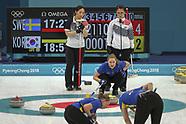 Women - Gold Medal Game - Curling - 25 February 2018