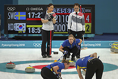 Women - Gold Medal Game - Curling - 25 February 2018