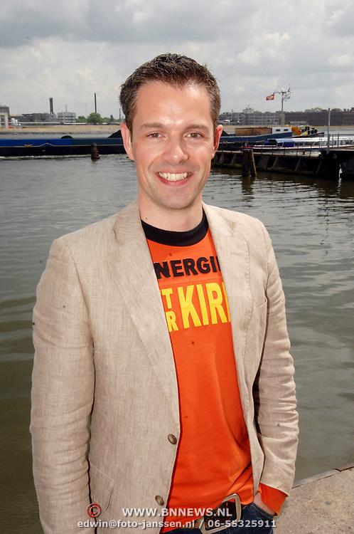NLD/Amsterdam/20070509 - Nominatielunch Musicalawards 2007, Beste Mannelijke Hoofdrol in een Grote Musical, Jasper Kerhof