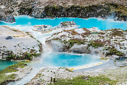Hot Creek Geothermal Pools