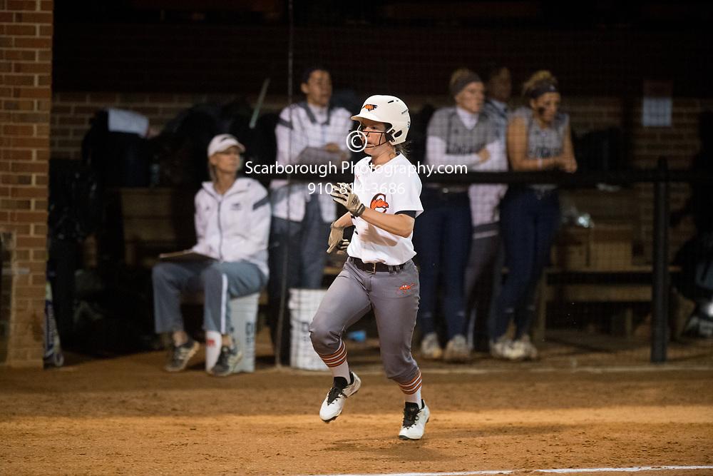 BUIES CREEK, NC - March 4th, 2017 Campbell University Softball vs Longwood