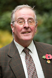 © Licensed to London News Pictures. 24/10/2012. LONDON, UK. Warwick Nicholson, the UK Independence Party Police and Crime Commissioner candidate for North Wales, is seen after a press conference in London today (24/10/12).  The conference was held by the party to announce their 25 candidates who will stand for the position of Police and Crime Commissioner in various constabularies across England and Wales. Photo credit: Matt Cetti-Roberts/LNP