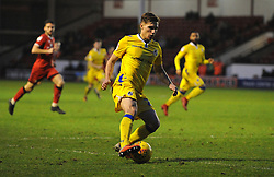 Gavin Reilly of Bristol Rovers in action- Mandatory by-line: Nizaam Jones/JMP - 26/12/2018 - FOOTBALL - Banks's Stadium - Walsall, England- Walsall v Bristol Rovers - Sky Bet League One