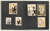 Japan 1940s-1960s Family photo album