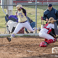 03-16-17 Berryville Softball vs Green Forest