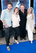 12.APRIL.2011. MANCHESTER<br /> <br /> THE FLEECHMAN FAMILY ARRIVING ON THE BLUE CARPET FOR GHOST THE MUSICAL AT THE OPERA HOUSE IN MANCHESTER.<br /> <br /> BYLINE: EDBIMAGEARCHIVE.COM<br /> <br /> *THIS IMAGE IS STRICTLY FOR UK NEWSPAPERS AND MAGAZINES ONLY*<br /> *FOR WORLD WIDE SALES AND WEB USE PLEASE CONTACT EDBIMAGEARCHIVE - 0208 954 5968*
