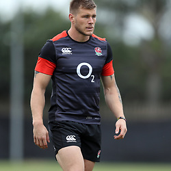 Jason Woodward during the England Rugby training session at  Jonsson Kings Park Stadium,Durban.South Africa. 20,06,2018 Photo by (Steve Haag JMP)