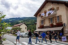 20170910 FRA: BvdGF Tour du Mont Blanc day 1, Beaufort