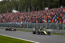 September 1, 2019, Spa-Francorchamps, Belgium: Motorsports: FIA Formula One World Championship 2019, Grand Prix of Belgium, ..#27 Nico Hulkenberg (GER, Renault F1 Team) (Credit Image: © Hoch Zwei via ZUMA Wire)