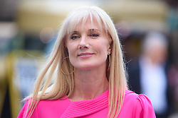 Joely Richardson arriving for Royal Academy of Arts Summer Exhibition Preview Party 2019 held at Burlington House, London. Picture date: Tuesday June 4, 2019. Photo credit should read: Matt Crossick/Empics. EDITORIAL USE ONLY.