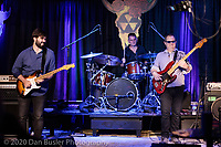 Seth Rosenbloom and his band which included Joe Santerre and Dave Fox at The Extended Play Sessions - Fallout Shelter in Norwood MA 0n August 8, 2020.