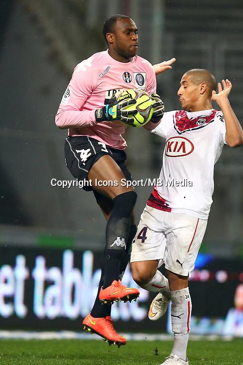 Ali Ahamada - 21.03.2015 - Toulouse / Bordeaux - 30eme journee de Ligue 1<br />Photo : Manuel Blondeau / Icon Sport