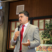 former California Senate Legislative Aide, California Endowment's Sons and Brothers Campaign