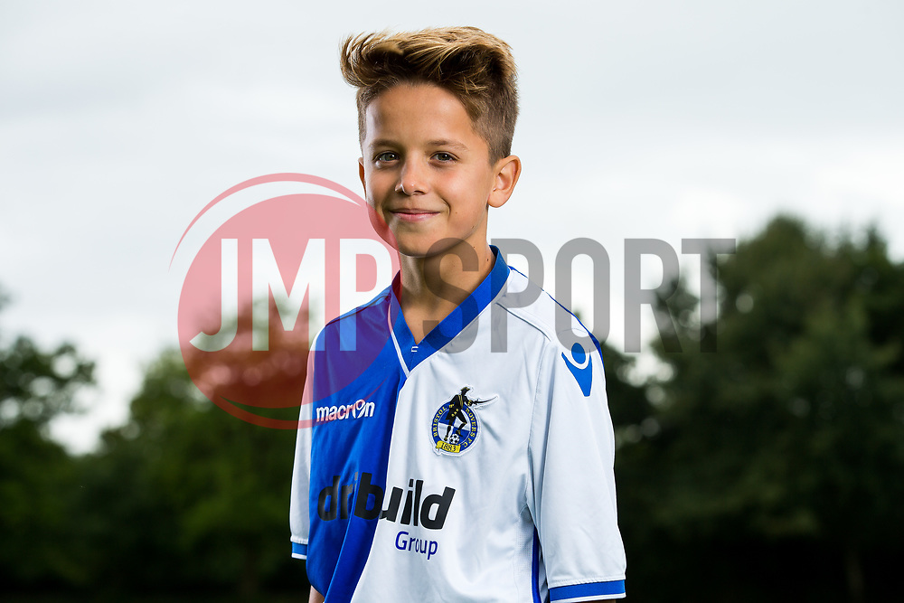 Bristol Rovers U13 Academy Team Photos - Rogan/JMP - 10/09/2017 - FOOTBALL - Yate Outdoor Sports Complex - Bristol, England.