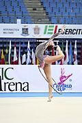 Viktoria is an Estonian athlete born in Tallin in 1994 She has twin sister Olga has also represented Estonia in rhythmic gymnastics.