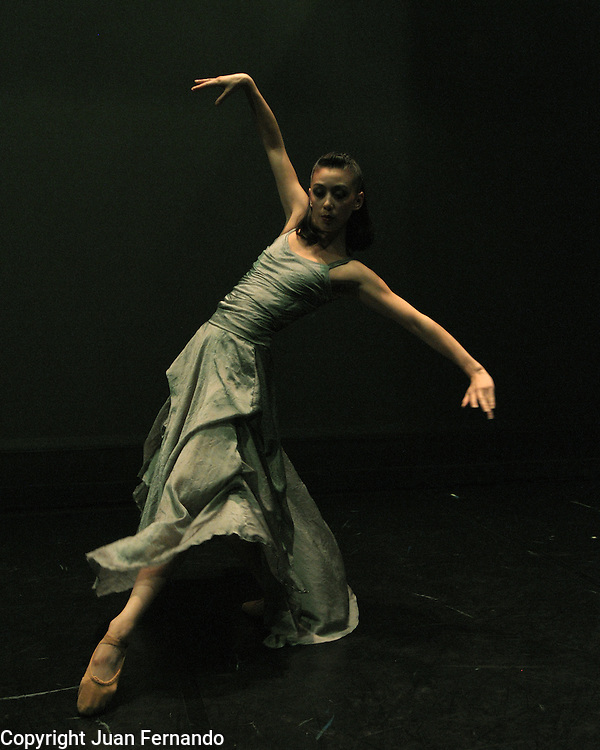 Sacramento Ballet, Modern Masters Day 1. April 22 2010