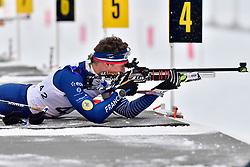 DAVIET Benjamin, FRA, LW2 at the 2018 ParaNordic World Cup Vuokatti in Finland